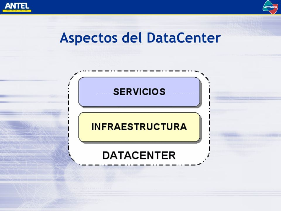 Aspectos del DataCenter