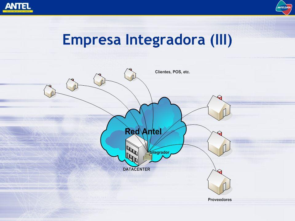 Empresa Integradora (III)