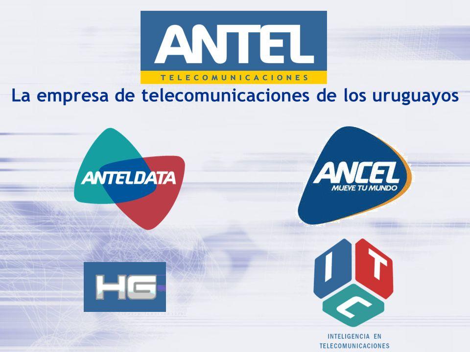 La empresa de telecomunicaciones de los uruguayos