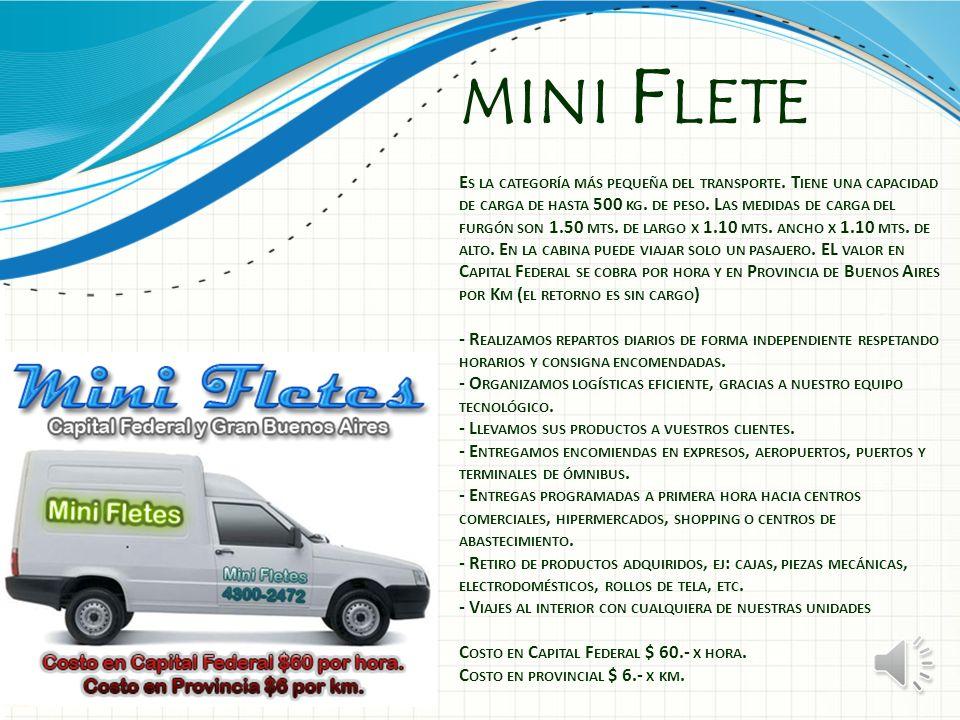 moto Fija Es un servicio de bajo costo debido a que se bonifican los días de lluvia, las demoras, vueltas y kilometraje en Gran Buenos Aires y alta pr
