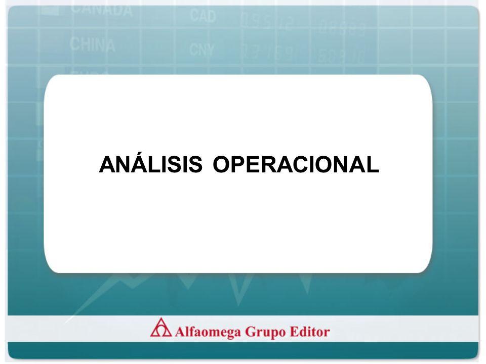ANÁLISIS OPERACIONAL