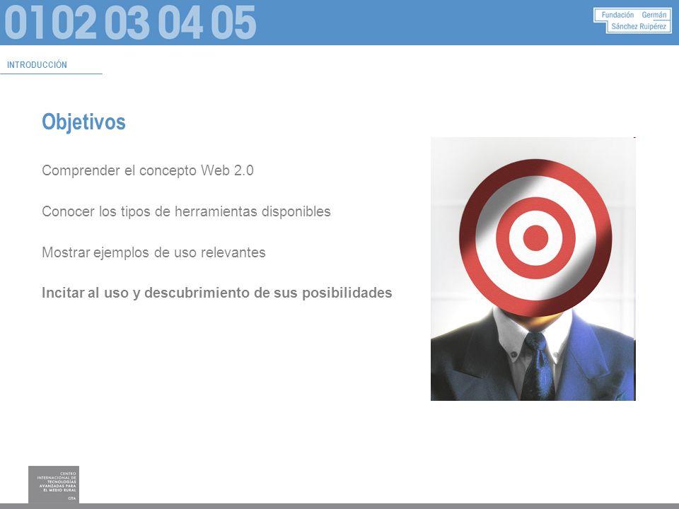 Directorios de web 2.0 Mundo muy dinámico Necesidad de estar al día Existen directorios específicos: TEMA 4DIRECTORIOS DE WEB 2.0
