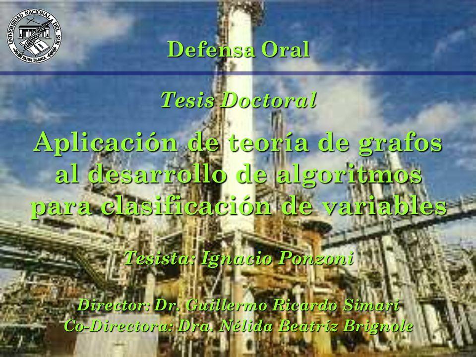 CDHG versus GS-FLCN Comparación de Desempeño Planta de Producción de Etano Sectores Criogénico y de Compresión: 772 ecuaciones y 529 variables Sector de Separación: 333 ecuaciones y 258 variables Sector Criogénico / Compresión Separación AlgoritmoGS-FLCNCDHGGS-FLCNCDHG 1407397200181 22363 36661 4-124 5--11 6-2-2 81--- 10--1- 13---1 pva 82.6 % 98.4 % 91.5 % Run-times (seg) 945068147333