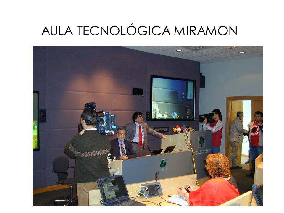 AULA TECNOLÓGICA MIRAMON