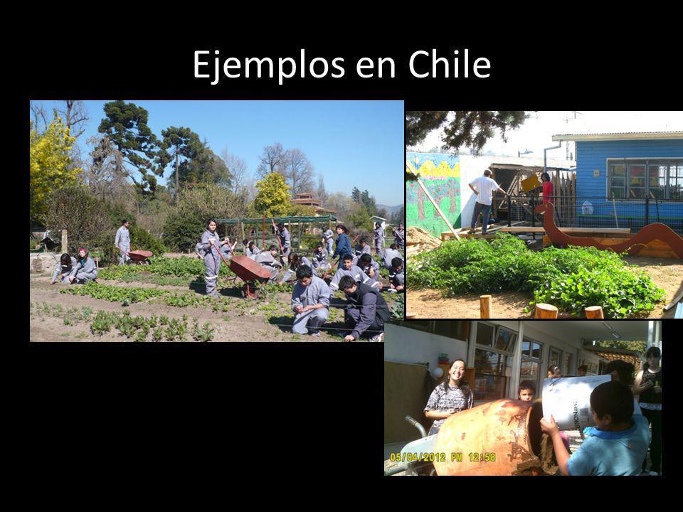 Ejemplos en Chile