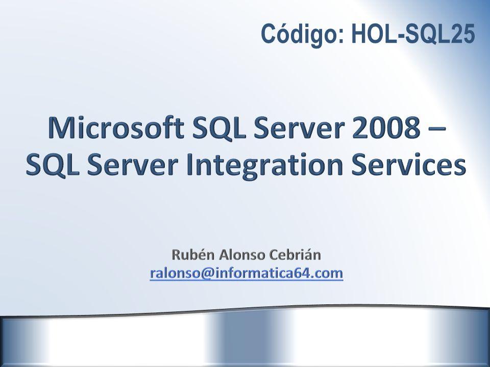 Asistente de importación y exportación Se puede ejecutar desde: 1º- SQL Server Management Studio 2º- Business Intelligent Development Studio 3º- Línea de comandos mediante dtswizard.exe
