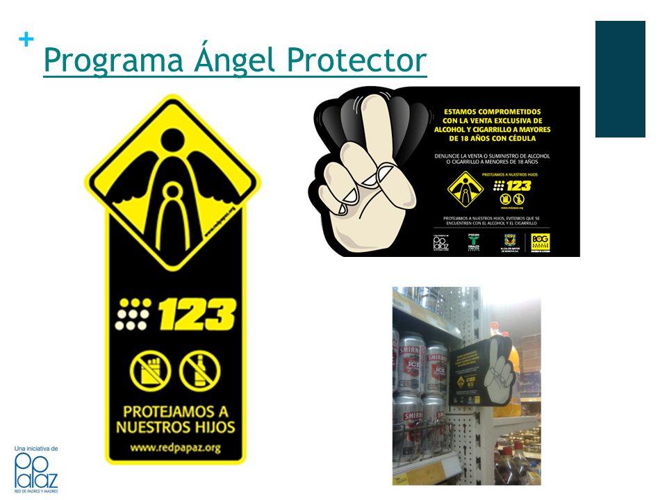 + Programa Ángel Protector