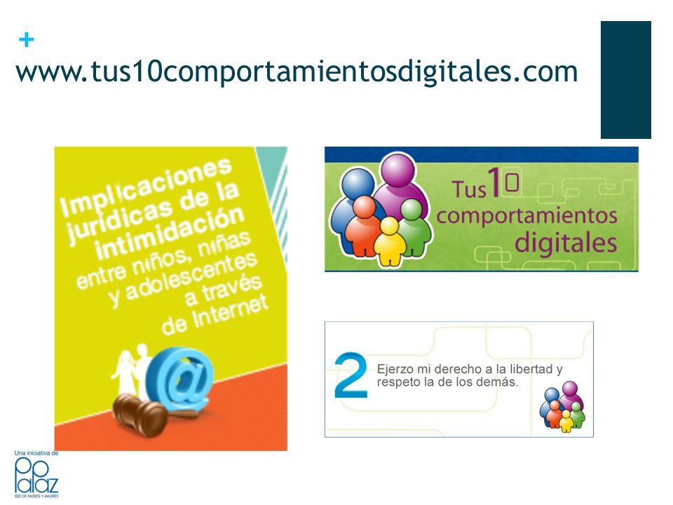 + www.tus10comportamientosdigitales.com