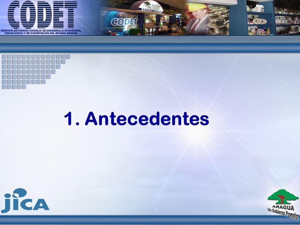 1. Antecedentes