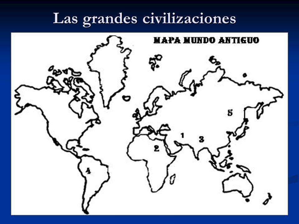 Las grandes civilizaciones