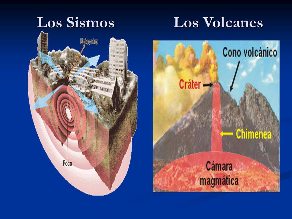 Los Sismos Los Volcanes