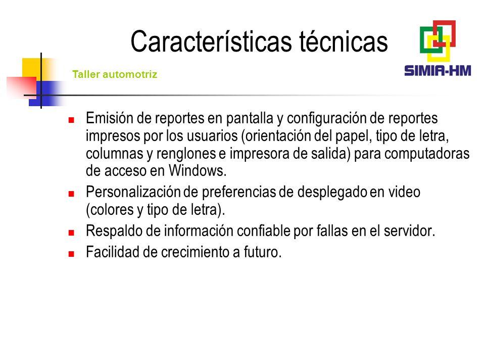 Taller automotriz Poniéndose en contacto con: Programas, Administración y Mejoramiento, SA de CV Teléfono: 5896-4036 / 5896-4814 www.autodocuments.com sales@autodocuments.com México.