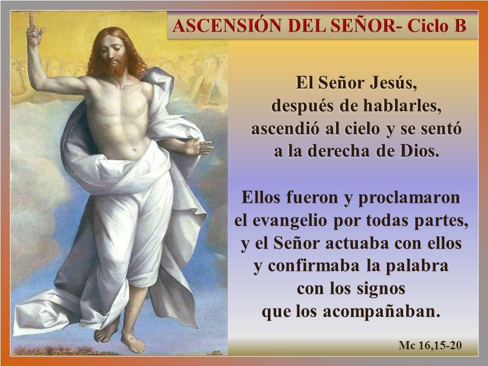 Es una misión para anunciar la buena noticia de que Dios nos ha ofrecido en Jesucristo su vida, su amor y su perdón.
