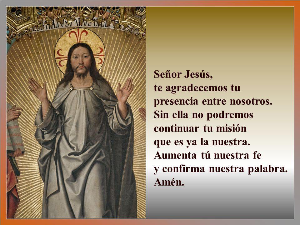 Eso han hecho siempre los discípulos de Jesús. La Iglesia es peregrina por esencia y misión. Hay que ir a mundos que nos resultan desconocidos, aunque