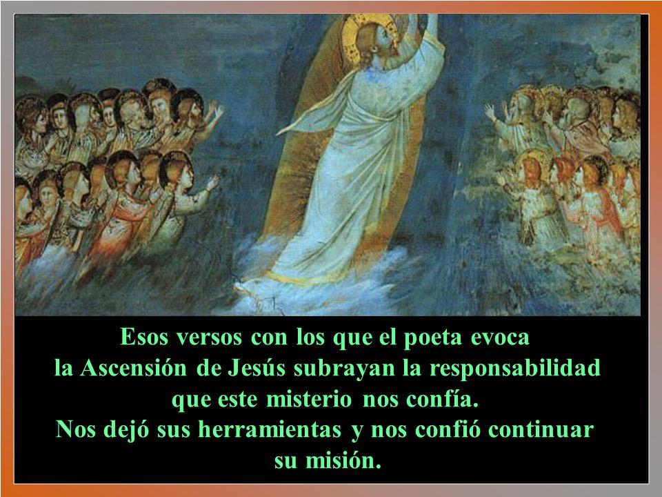 Señor Jesús, te agradecemos tu presencia entre nosotros.