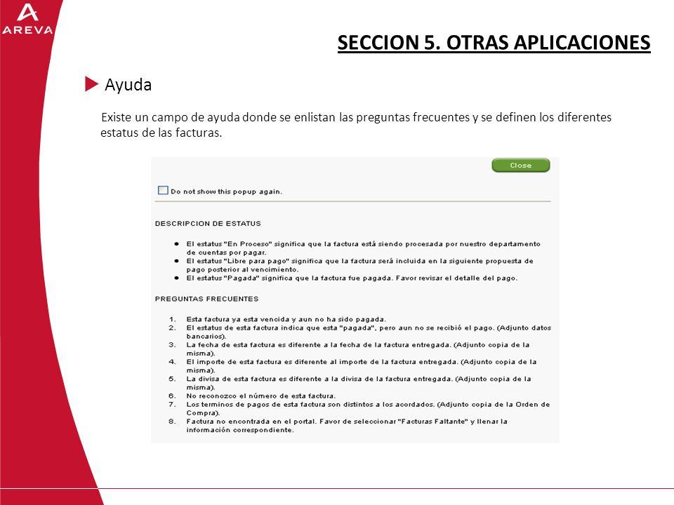 SECCION 5.