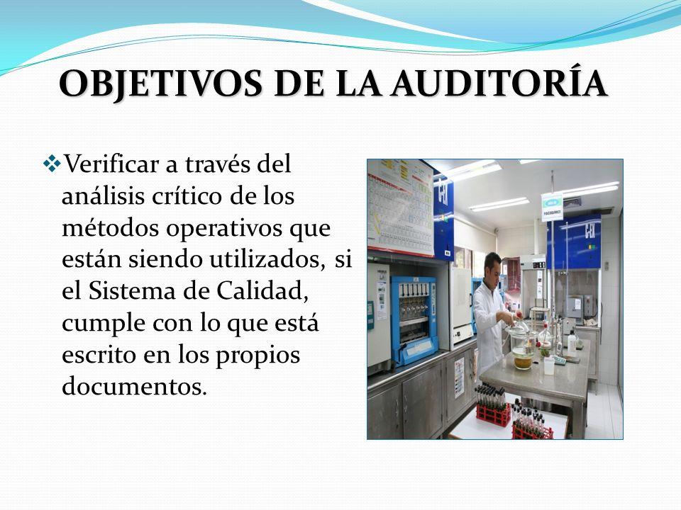 ETAPAS DE UNA AUDITORÍA 1.Preparación de la Auditoría 2.