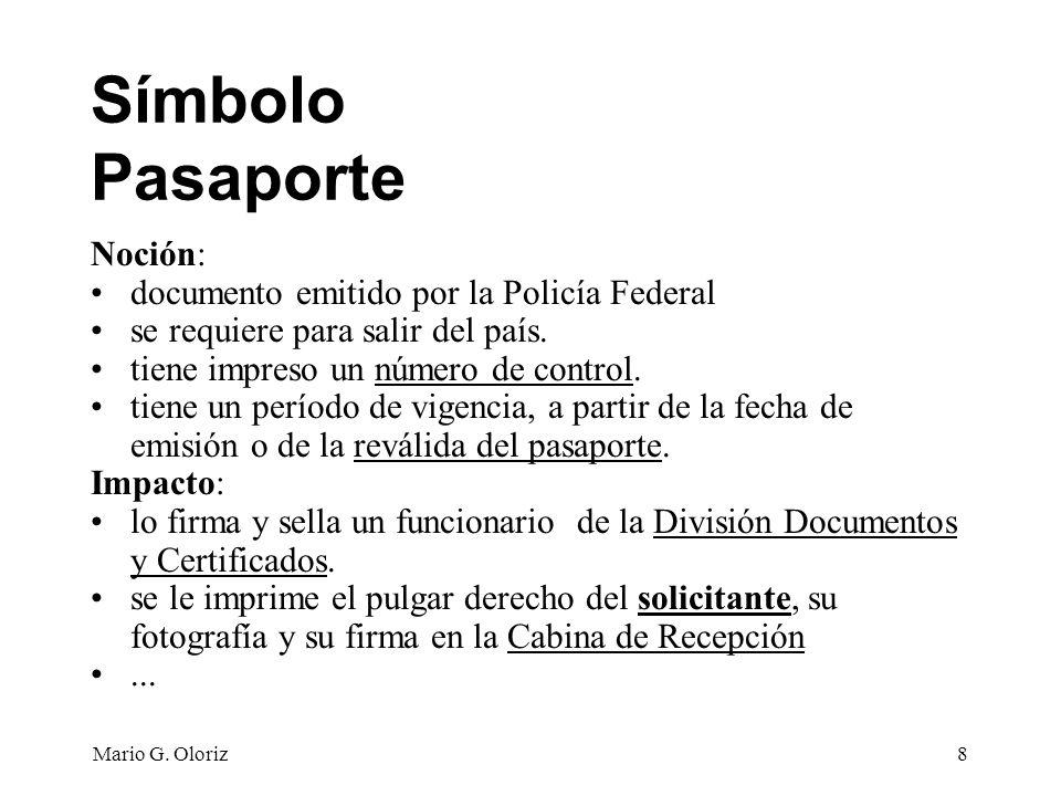 Mario G.Oloriz49 Proceso de construcción 1. Identificación de los actores de la aplicación.