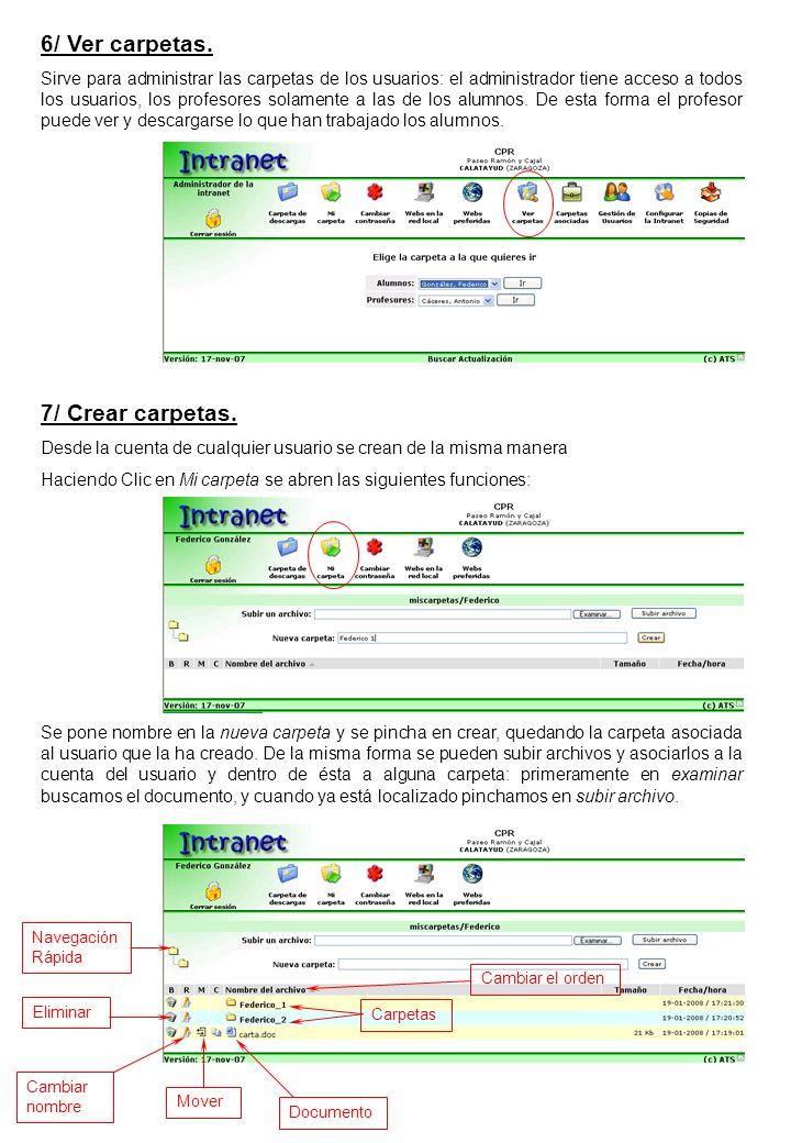 7A/ Mover documentos.
