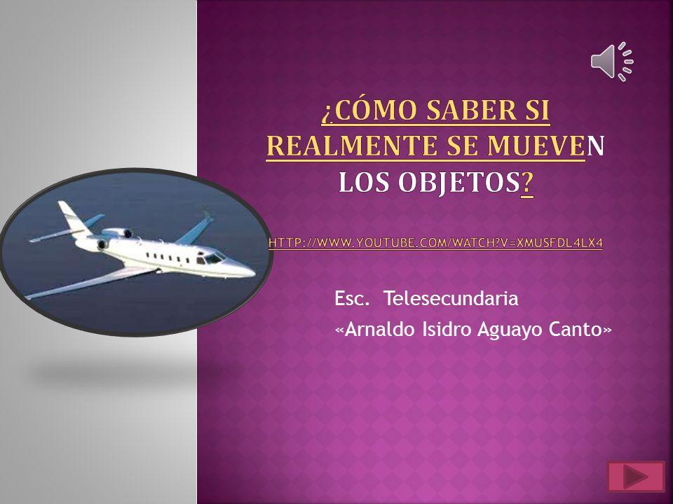 Esc. Telesecundaria «Arnaldo Isidro Aguayo Canto»