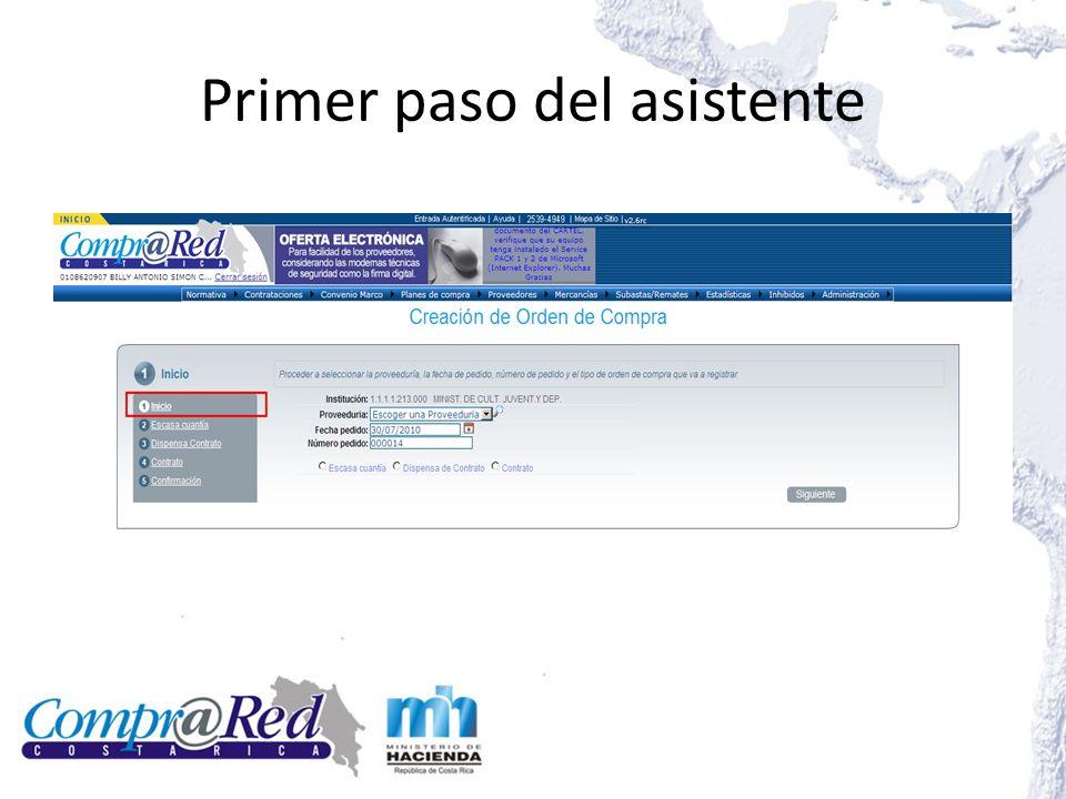 Aprobaciones: subir solicitud firmada digitalmente Se debe subir el documenot de la orden de compra firmada digitalmente por el usuario y hacer clic en el botón Finalizar
