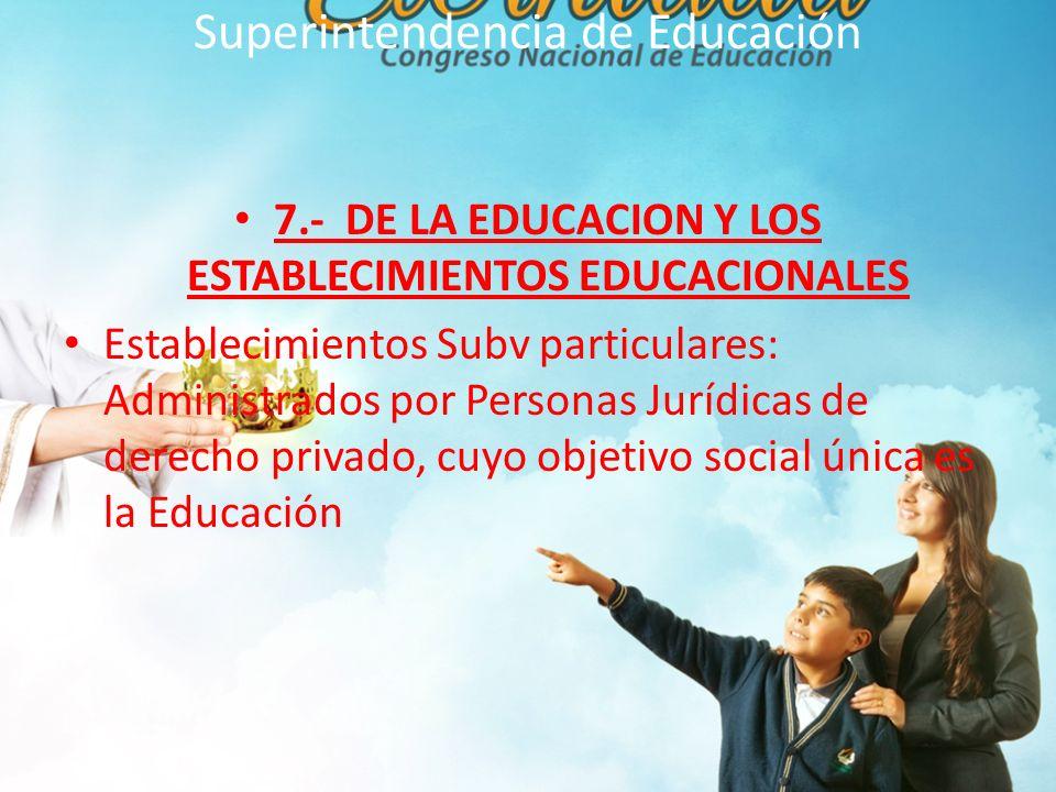Superintendencia de Educación 16.REGISTRO SALIDA DE ALUMNOS 16.1.