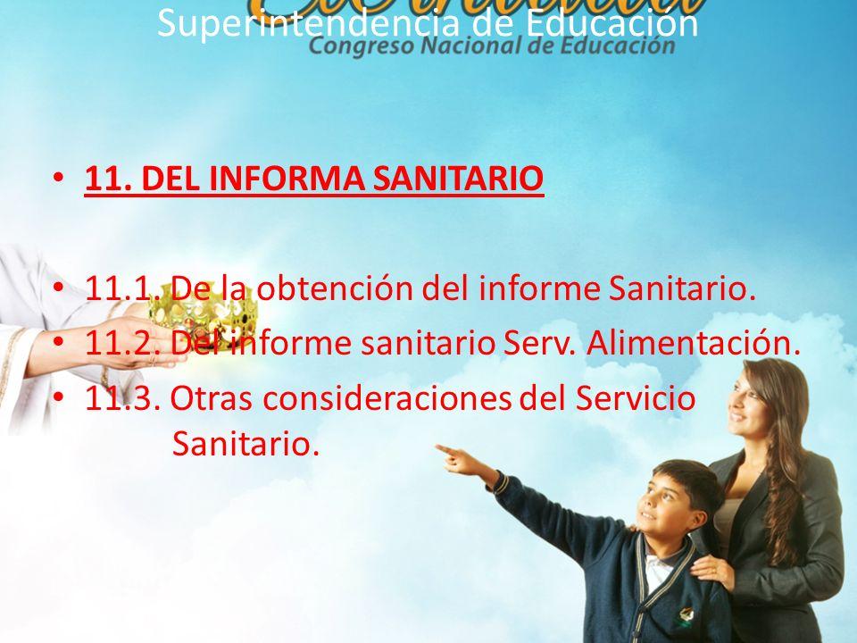 Superintendencia de Educación 22.DE LOS PLANES DE ESTUDIO 22.1.