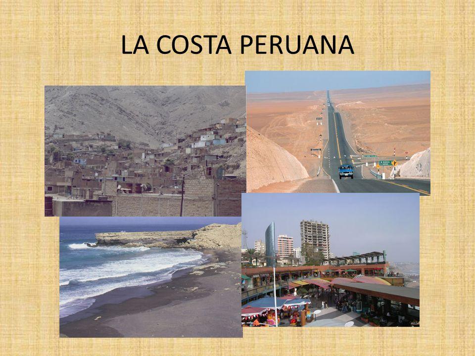 LA COSTA PERUANA