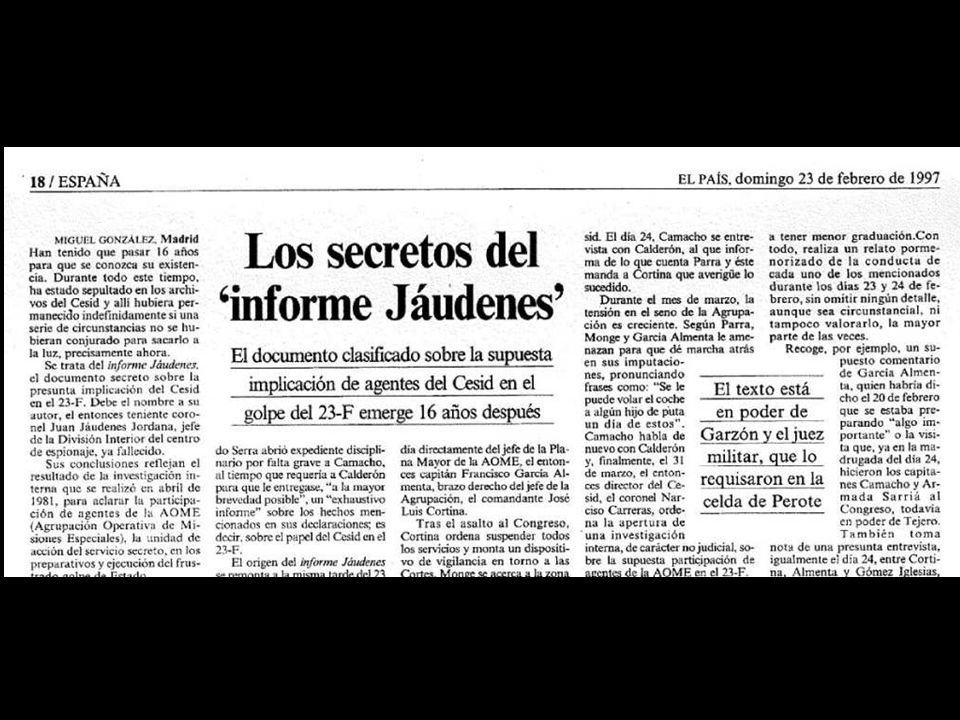 Si el informe llegó al juez del juicio de Campamento, no fue incorporado a la causa ni facilitado a las defensas.