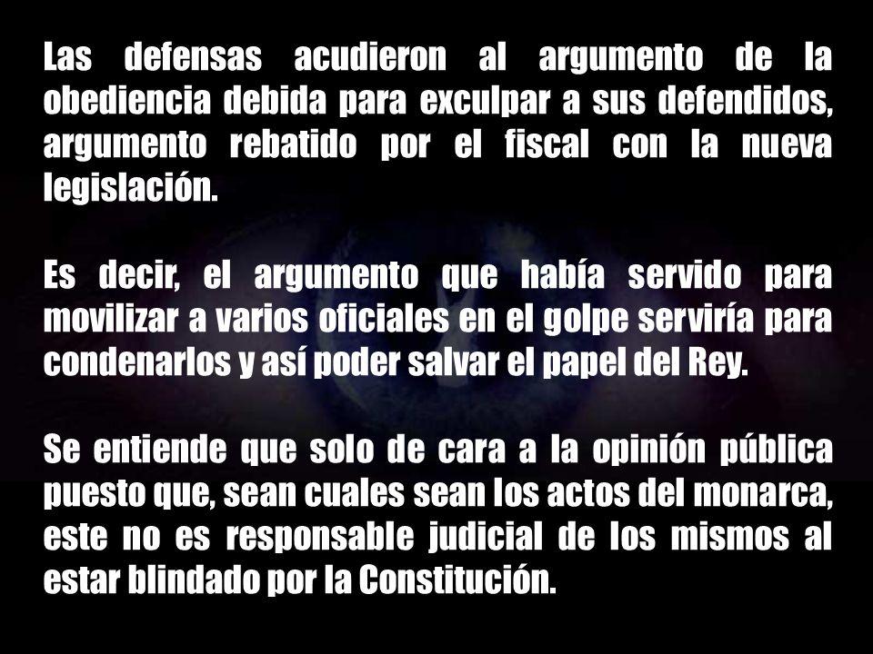El nuevo Presidente, Leopoldo Calvo Sotelo, solo le diría al nuevo director del CESID, Emilio Alonso Manglano, que si se prepara otro golpe, avisadme 24 horas antes.