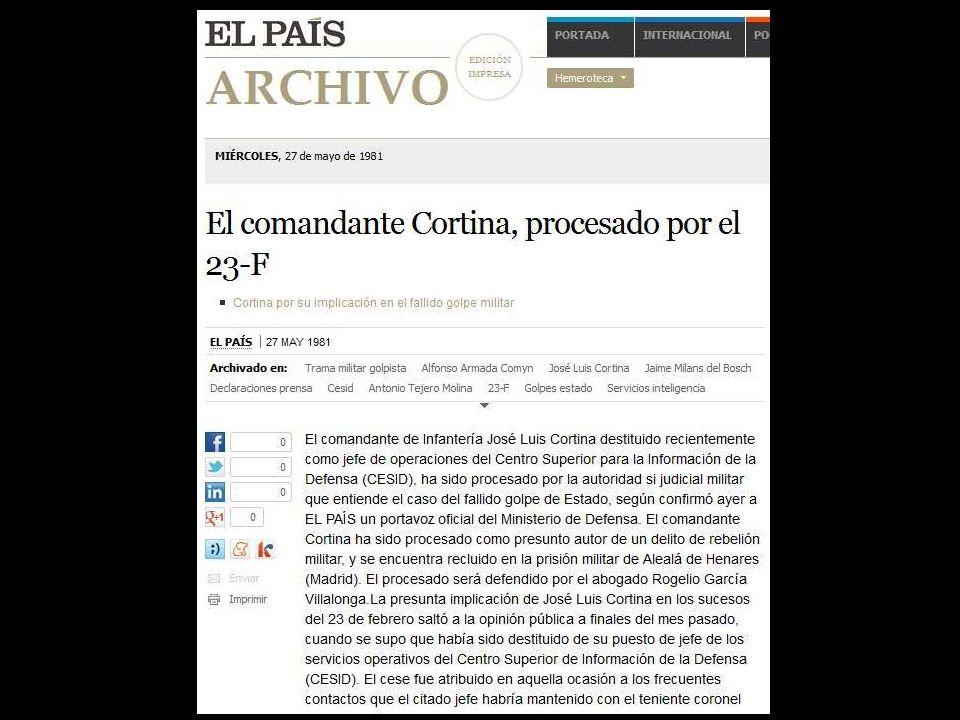 Los militares norteamericanos empiezan a captar adeptos en las filas del Ejército español, cada vez más colonizado, y los hombres de la CIA financian, sin ningún recato, a los propios servicios de información de Franco, para tenerlos completamente bajo sus órdenes.