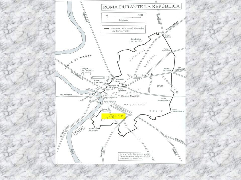 INICIO DE LA EXPANSIÓN ROMANA HACIA EL SUR (SEGUNDA MITAD DEL SIGLO IV a.