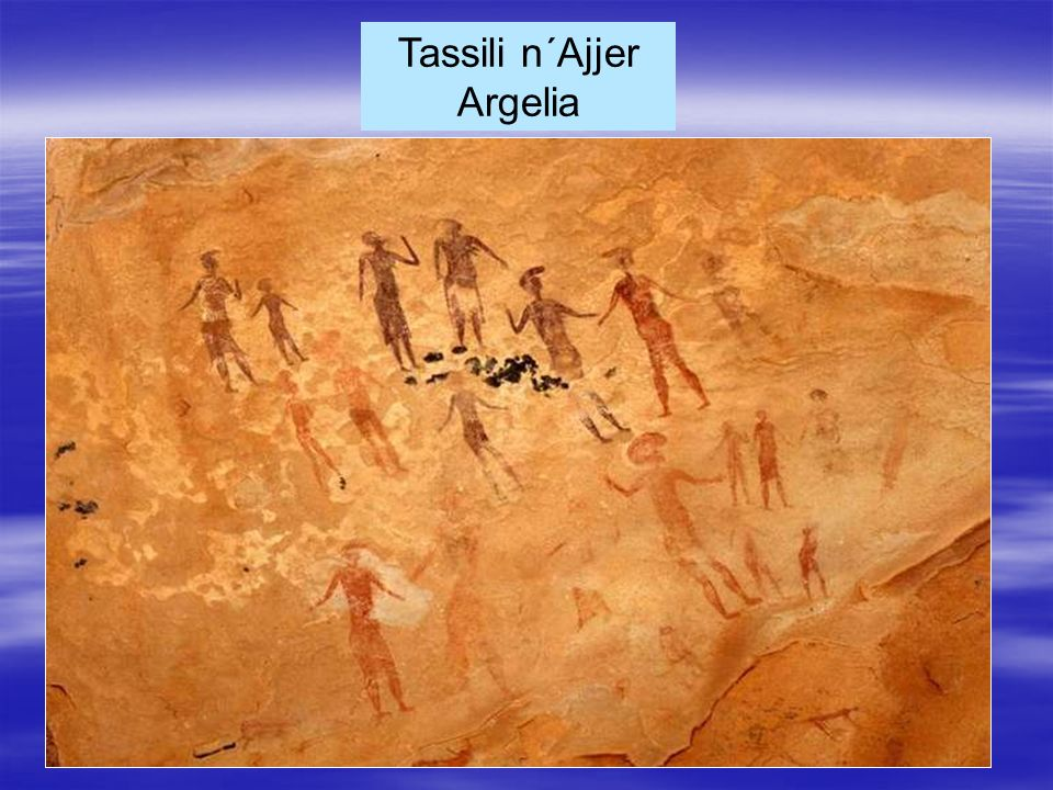 Tassili n´Ajjer Argelia