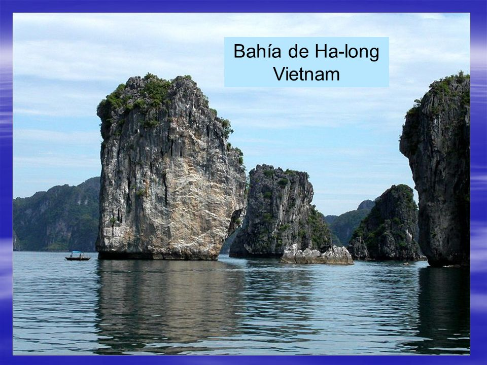 Bahía de Ha-long Vietnam