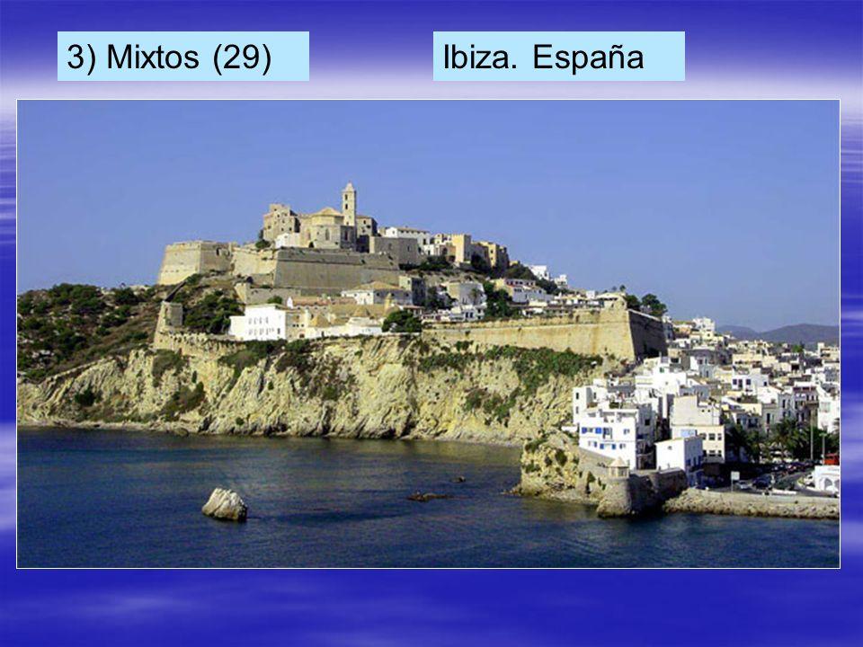 3) Mixtos (29)Ibiza. España