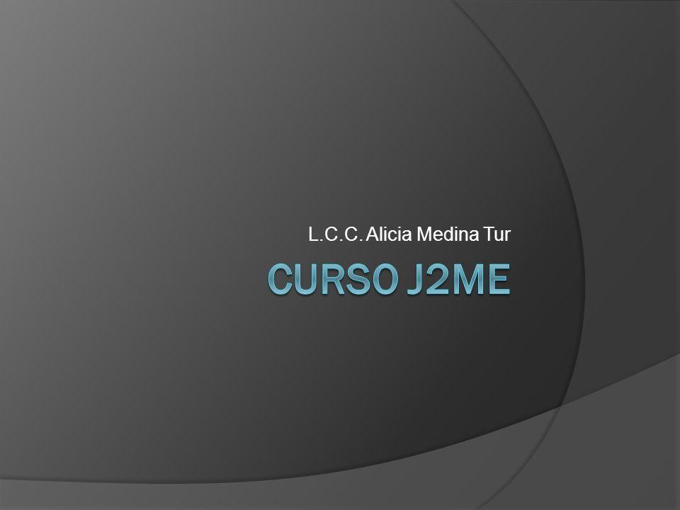 L.C.C. Alicia Medina Tur