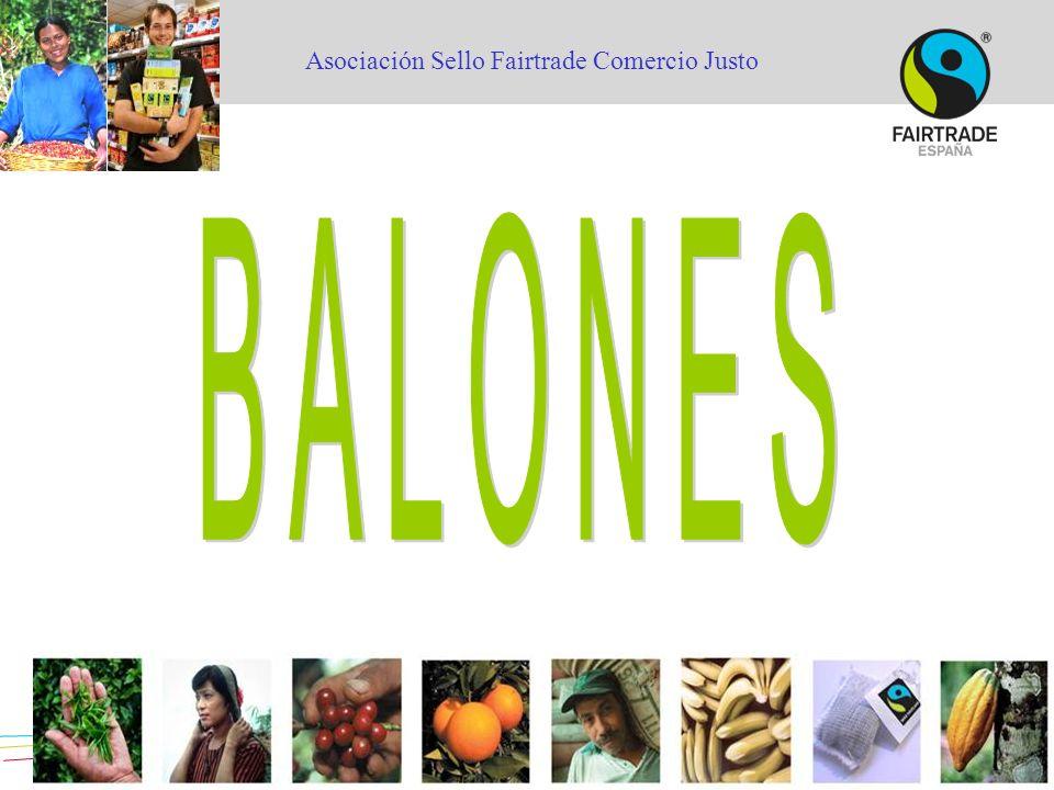 Comercio Justo y su certificación www.sellocomerciojusto.org