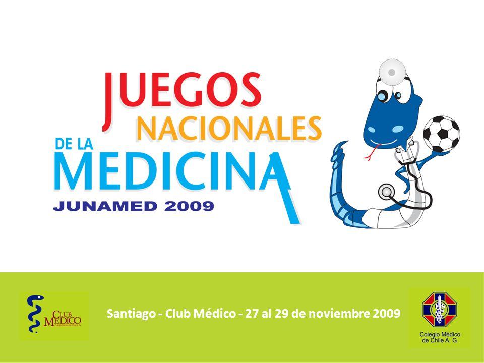 Los Juegos Nacionales de la Medicina (JUMANED), constituyen la primera Olimpiada Nacional del Milenio para médicos del país, cuyo objetivo es continuar estimulando la salud y calidad de vida a través de la práctica deportiva y el acercamiento a la cultura.