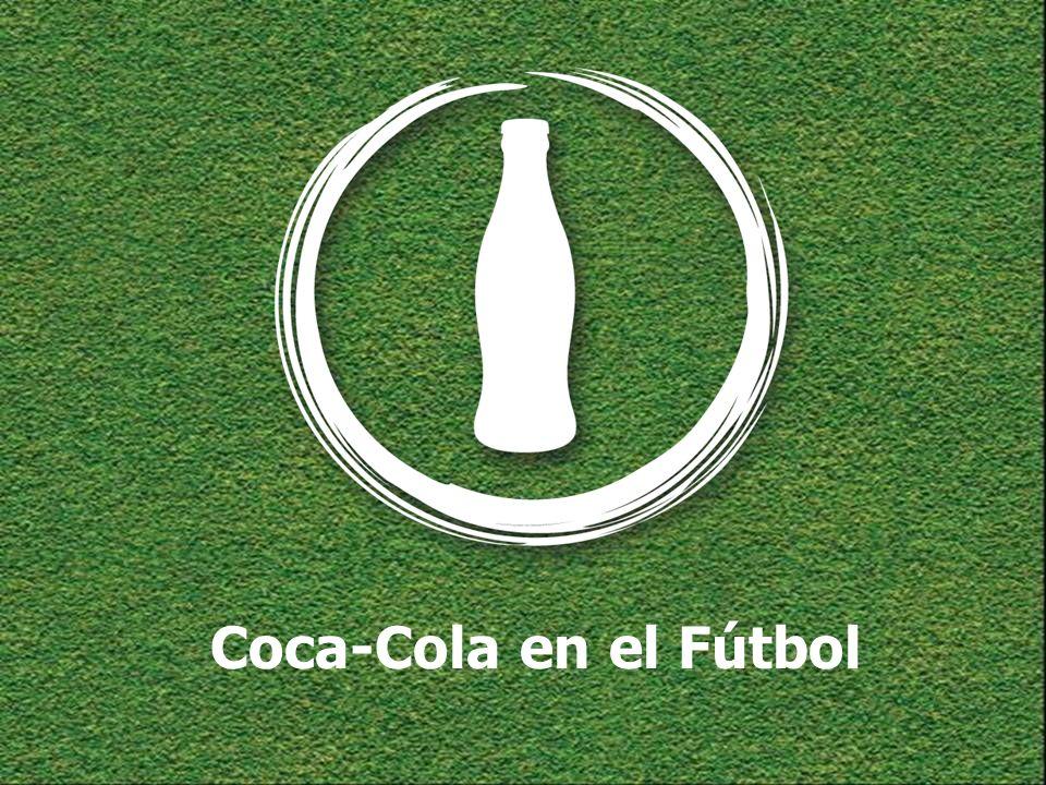 Coca-Cola en el Fútbol