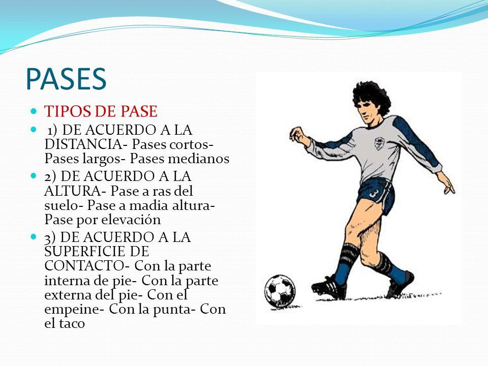 LOS REMATES EL REMATE Fundamento técnico individual que consiste en golpear el balón con el fin de dirigirlo al arcorival en busca del gol.