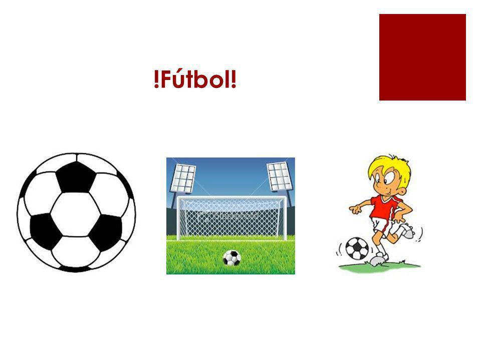 !Fútbol!