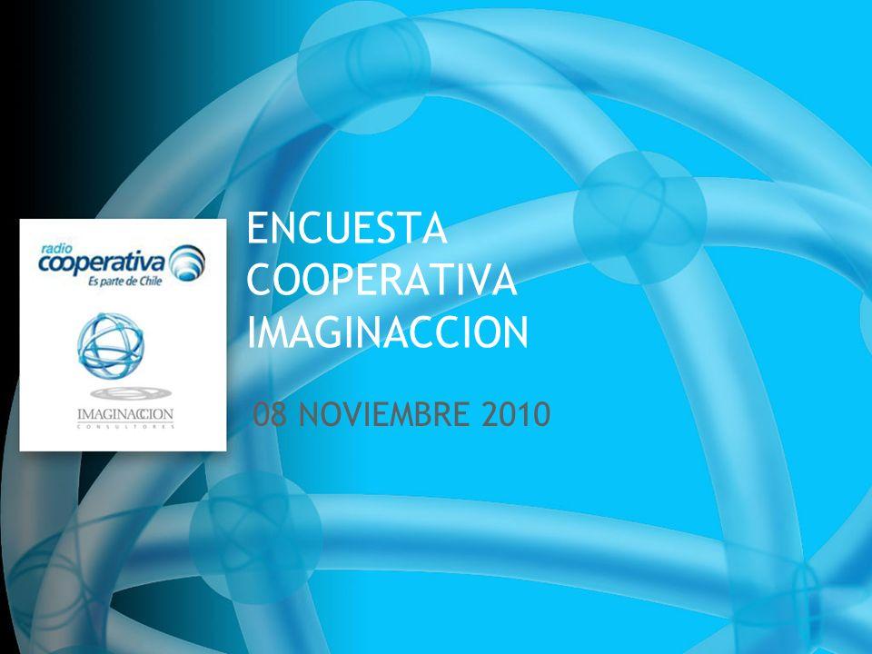 ENCUESTA COOPERATIVA IMAGINACCION 08 NOVIEMBRE 2010