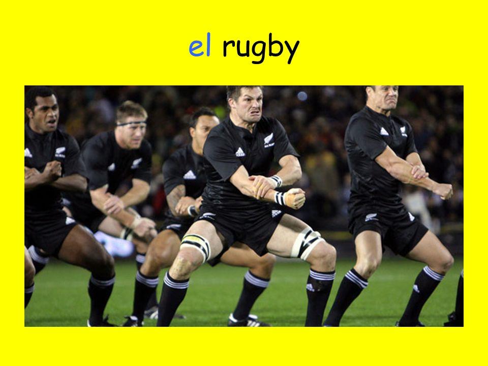 el rugby