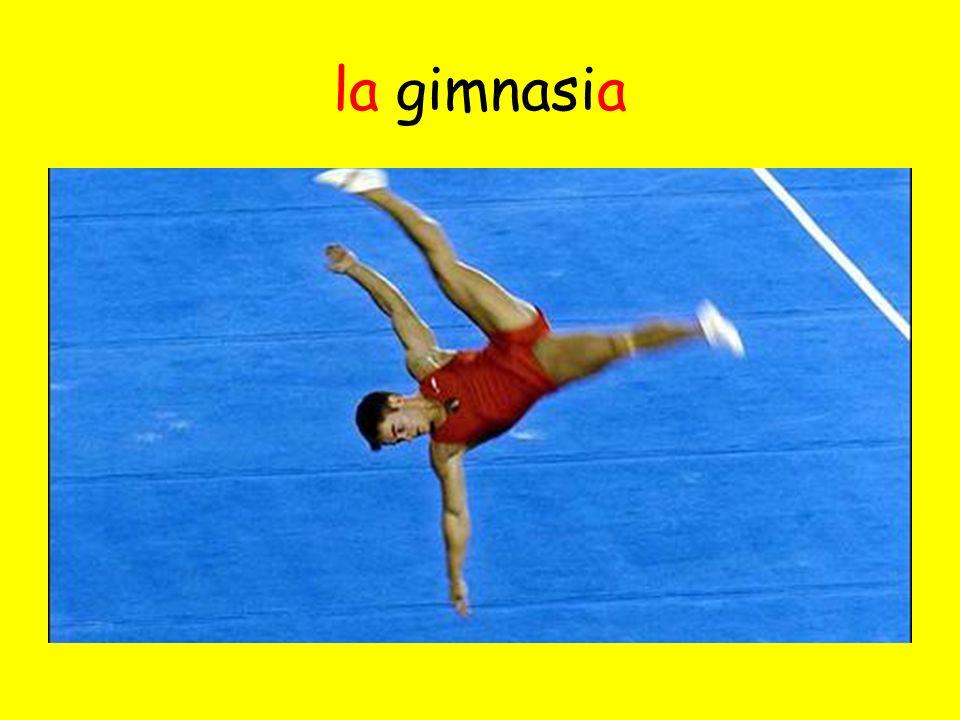 la gimnasia