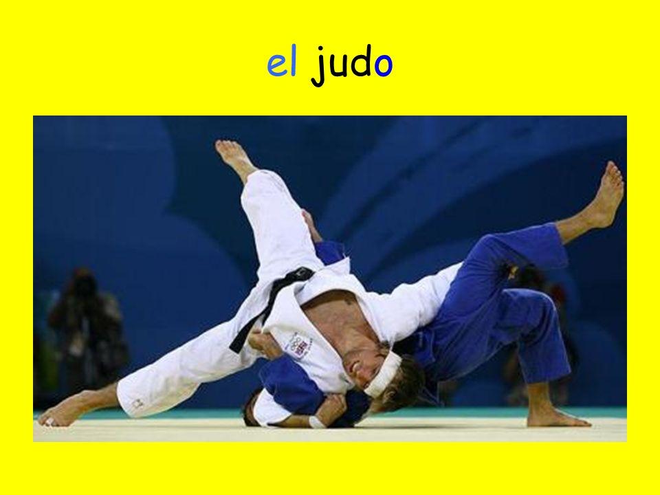el judo