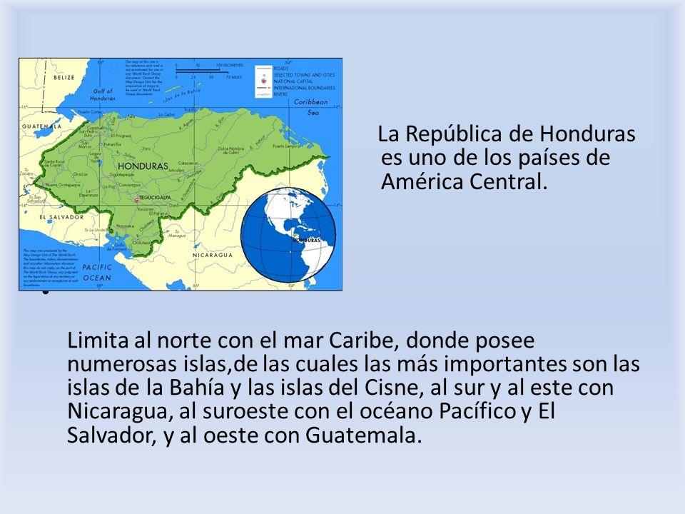 La capital de Honduras es Tegucigalpa.Tiene una superficie de 112.492 km².