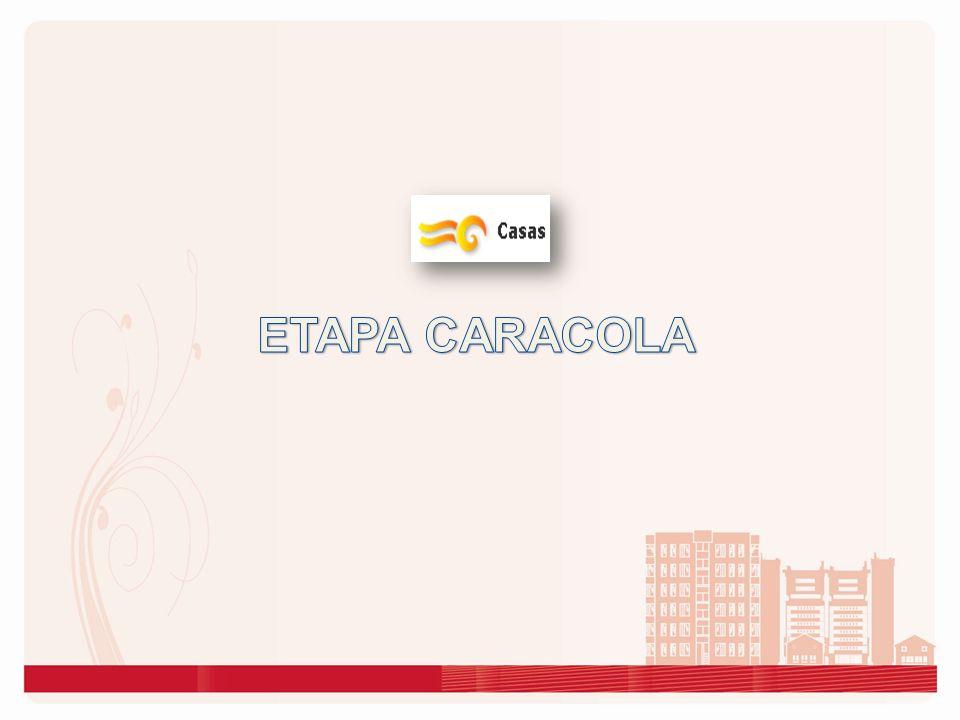 La etapa Caracola son 12 exclusivas villas de 300 M2.