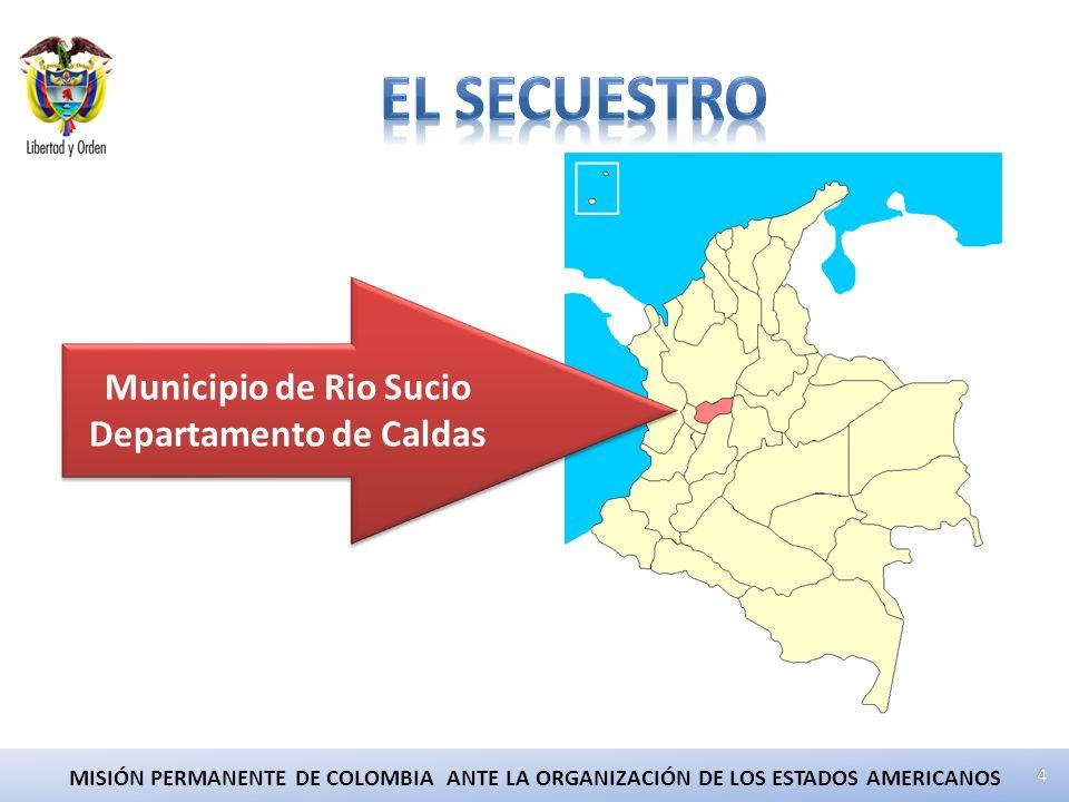 Municipio de Rio Sucio Departamento de Caldas Municipio de Rio Sucio Departamento de Caldas