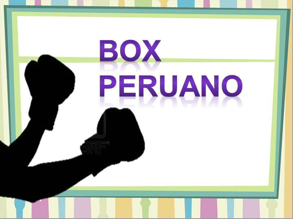 INDICEINDICE Figuras del Box Figuras del Box Figuras del Box Figuras del Box Reconocimientos Reseña Histórica Reseña Histórica Reseña Histórica Reseña Histórica
