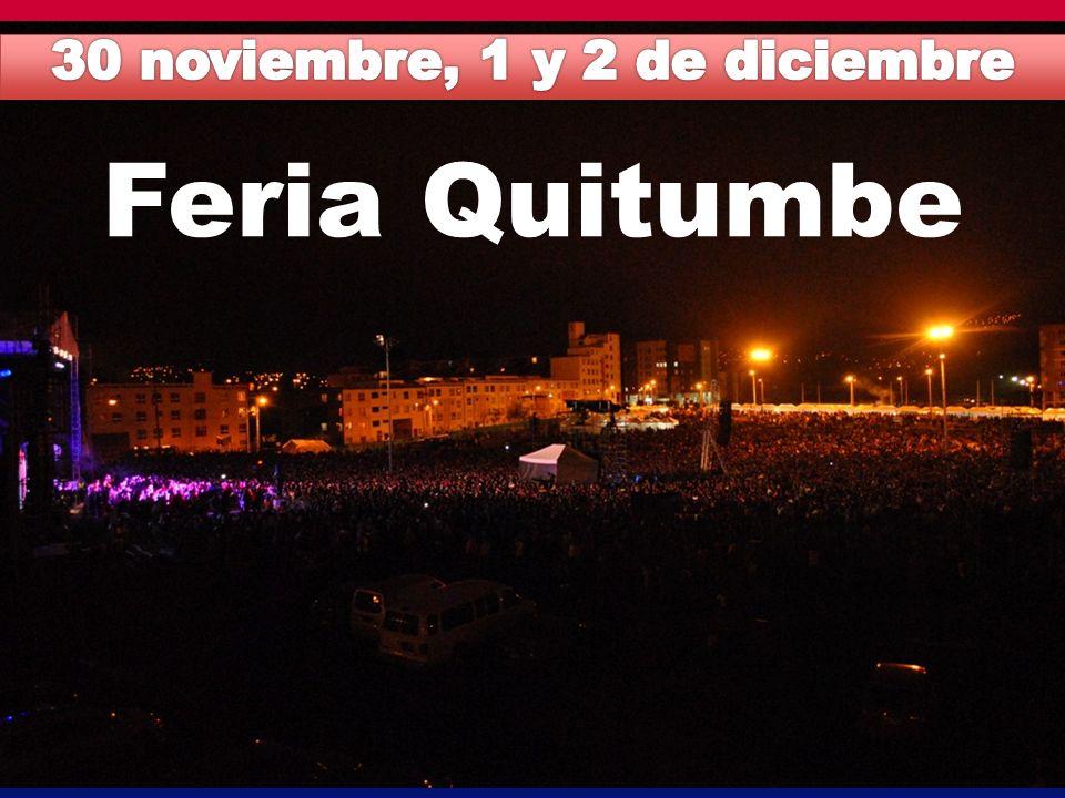 Feria Quitumbe